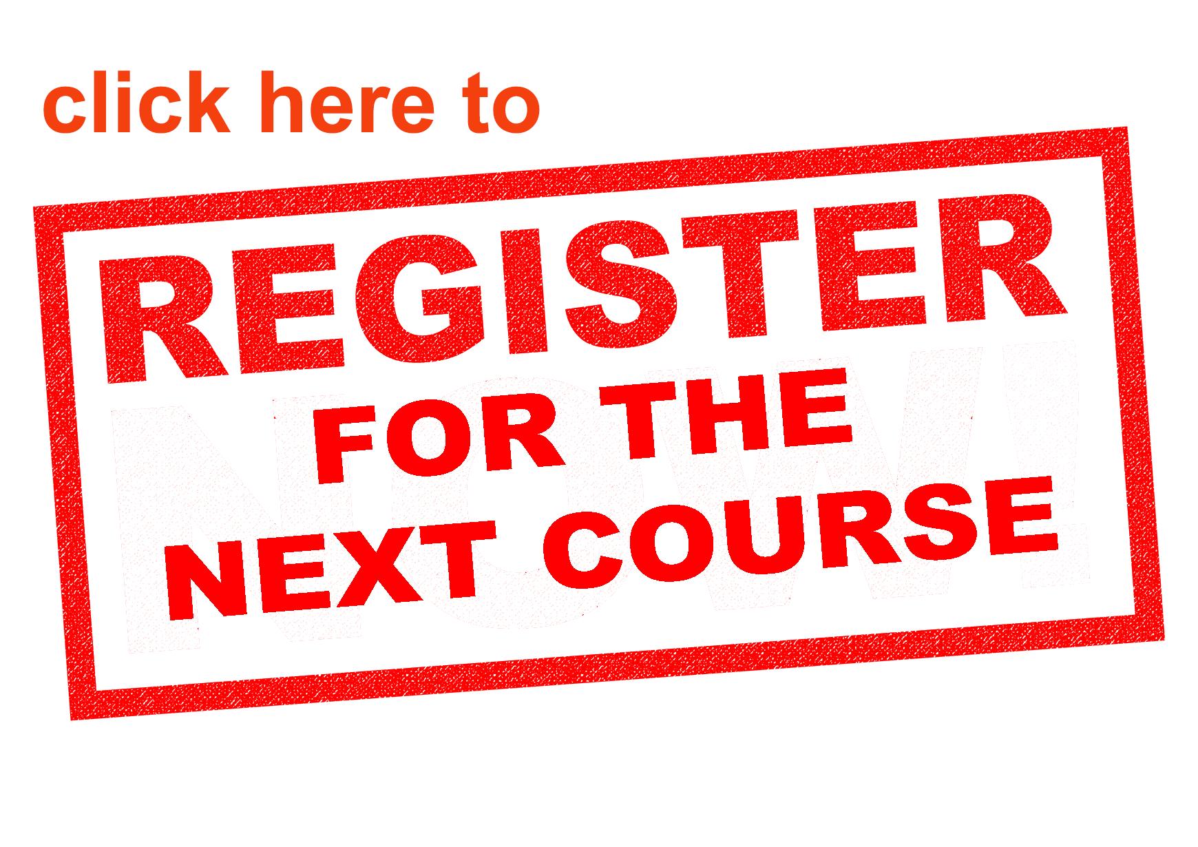 register next course