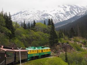 White Pass Railway 17